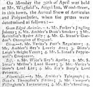 Wakefield Star 1810