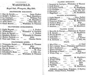 The Floral Register 1840