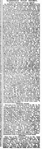 Wakefield Express Part two 1878