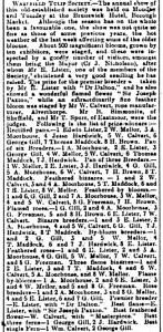 Wakefield Express 1895