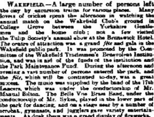 Yorkshire Post  1896