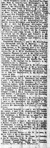 Wakefield Express 1901 Part 2
