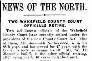 Yorkshire Post August 1924