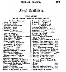 The Midland Florist 1857